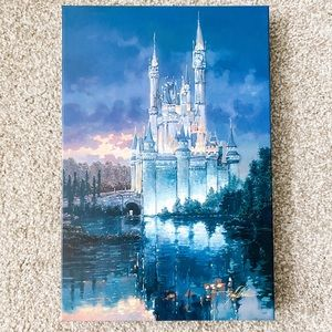 Royal Reflections Disney Castle